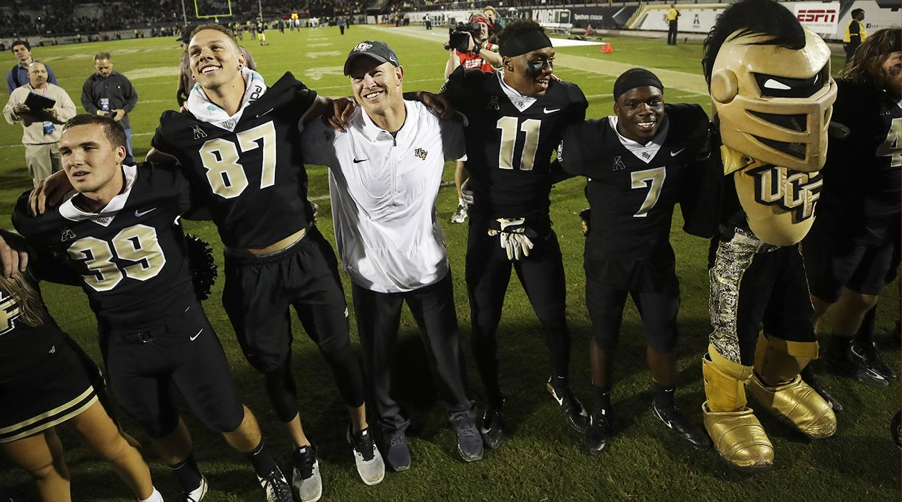 Scott Frost: Florida, Nebraska aim for UCF head coach after win over USF