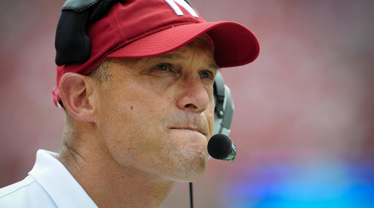 Nebraska Football Has Fired Mike Riley After Three Years