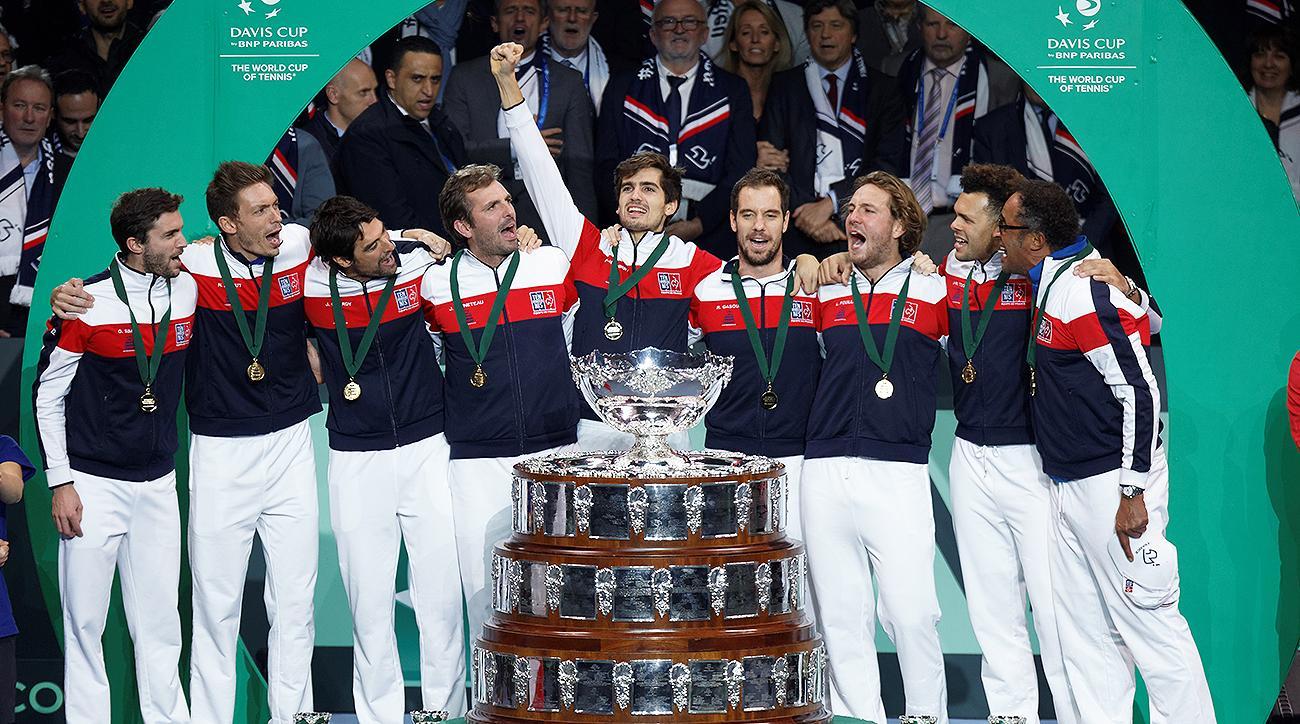 France Davis Cup