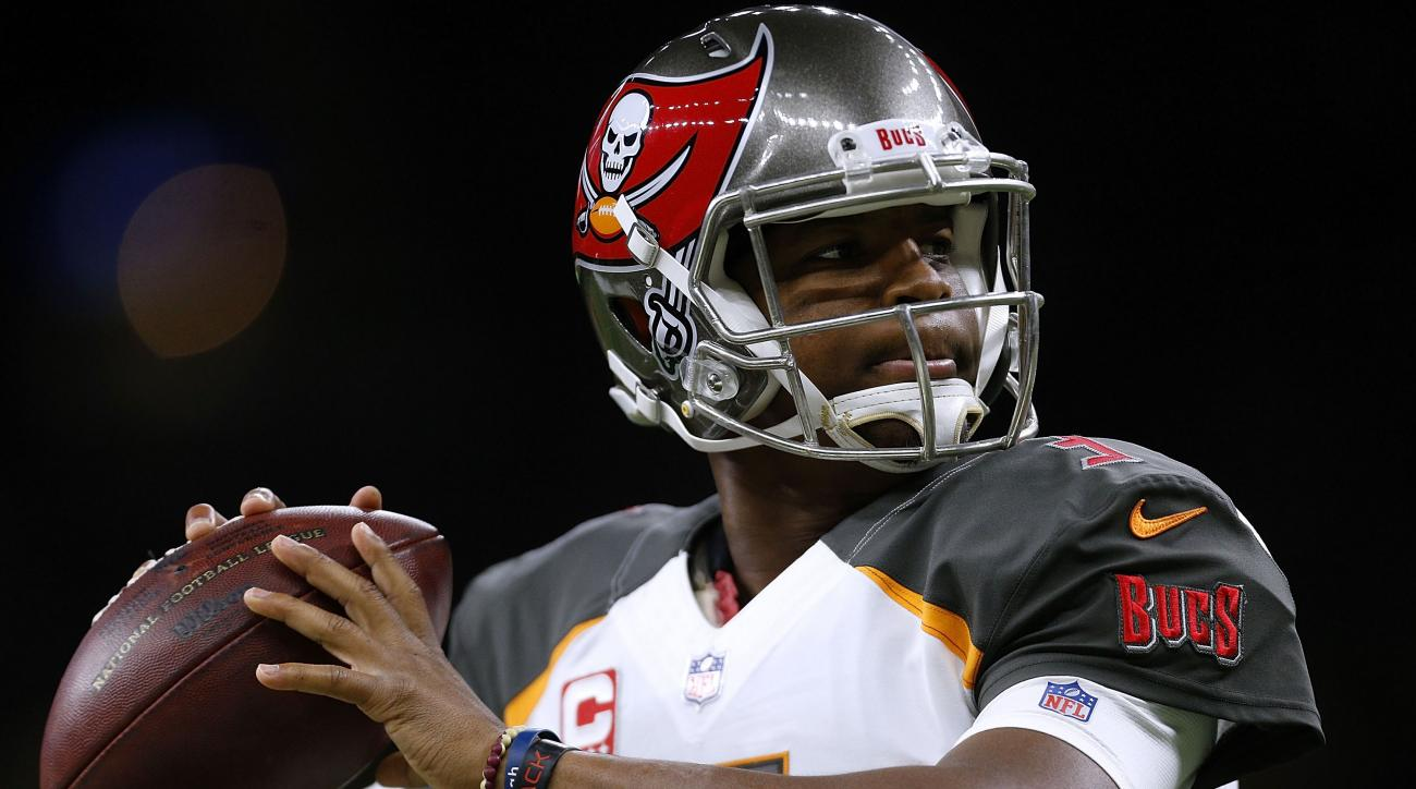 Jameis Winston to return as Bucs QB on Sunday