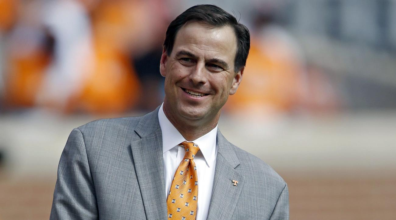 John Currie: Greg Schiano hire puts Tennessee AD under pressure