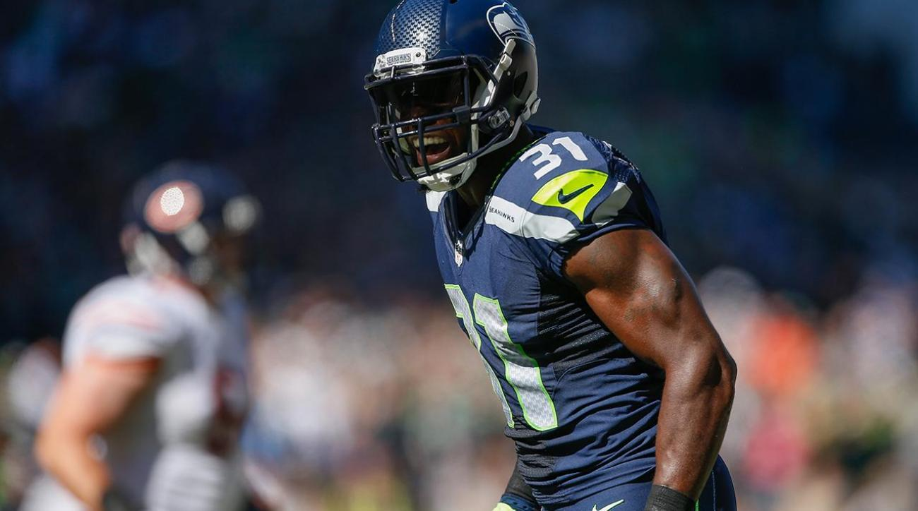Seahawks Safety Kam Chancellor Sidelined For The Season