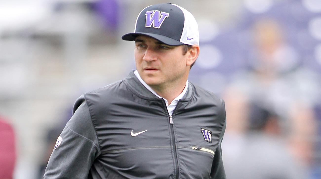 Oregon State to hire Washington offensive coordinator Jonathan Smith as head coach