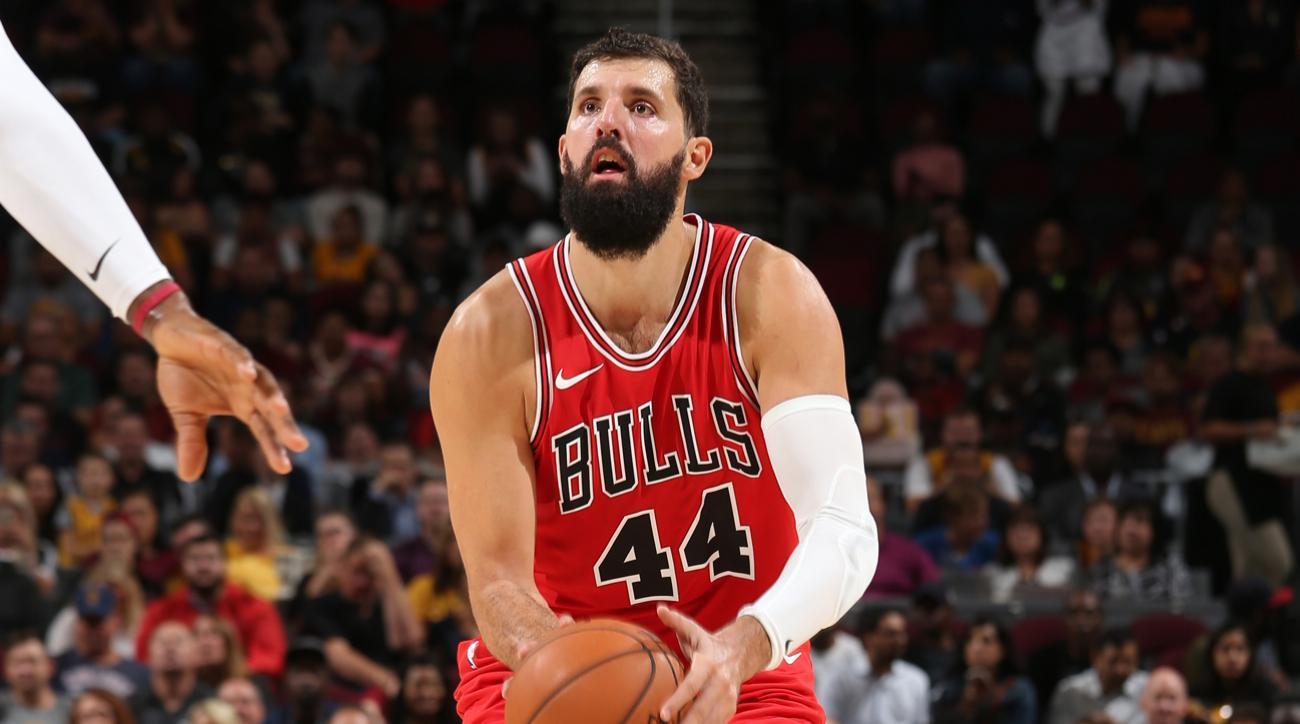 Bulls' Nikola Mirotic I Forgive Bobby Portis ... For Breaking My Face