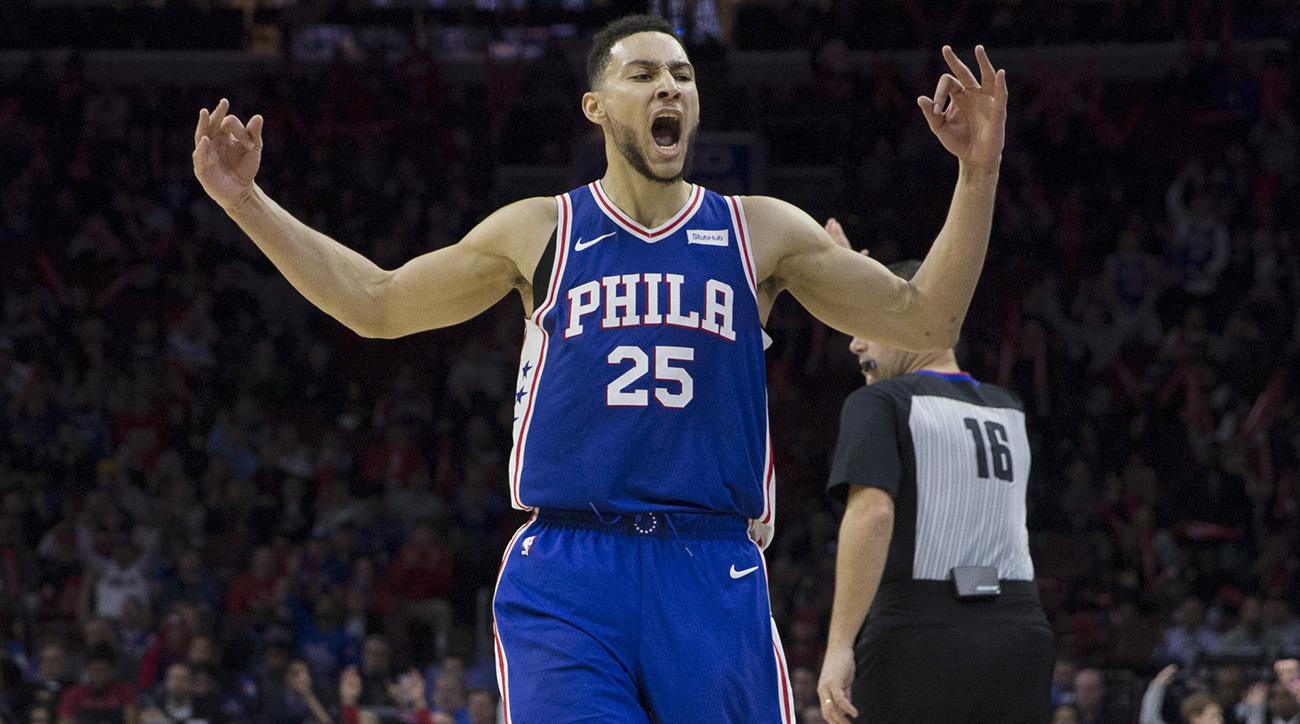 3db67a639 The Process Is Over  Ben Simmons and the 76ers Have Arrived