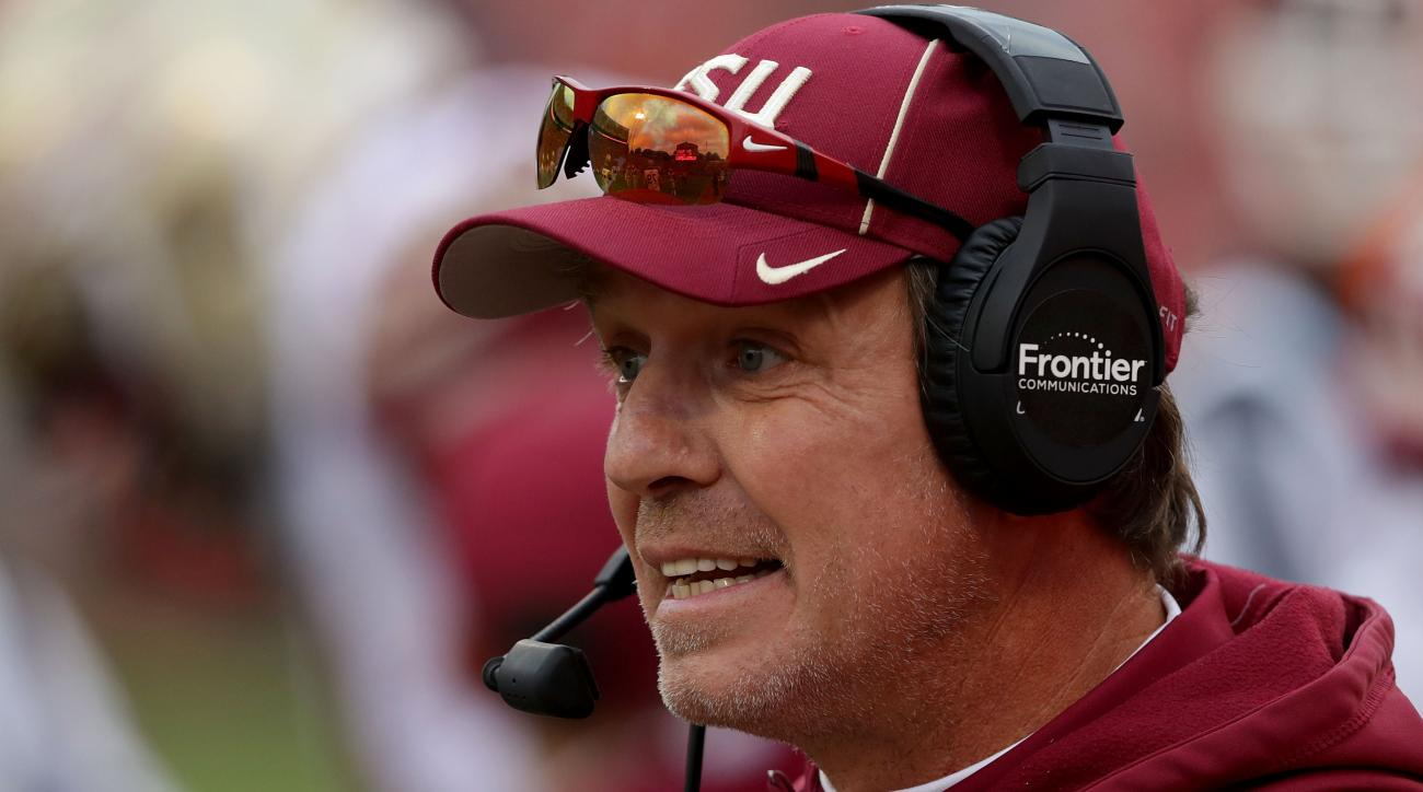 FSU commit complains about lack of communication with Jimbo Fisher situation