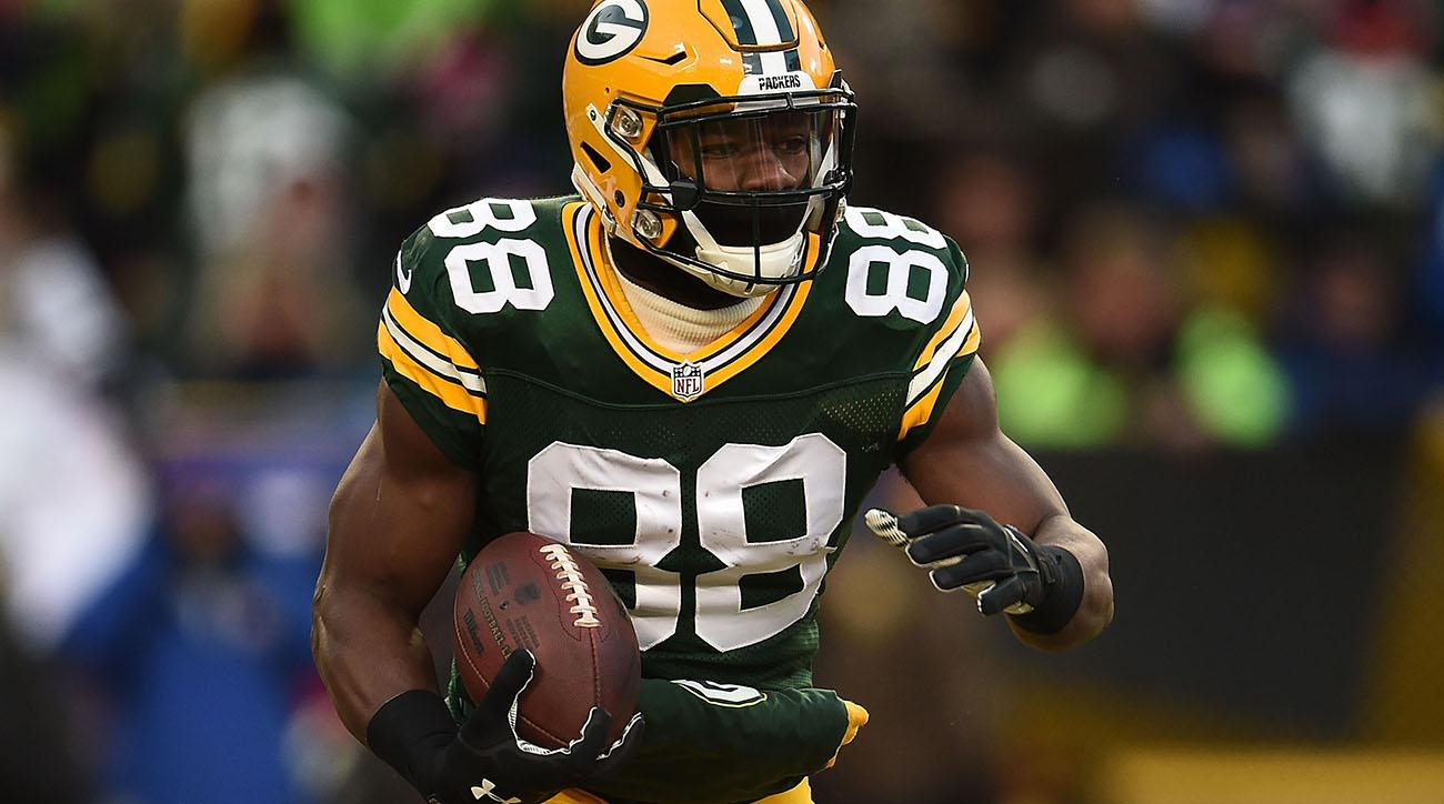 Packers Running Back Ty Montgomery Placed on Injured Reserve