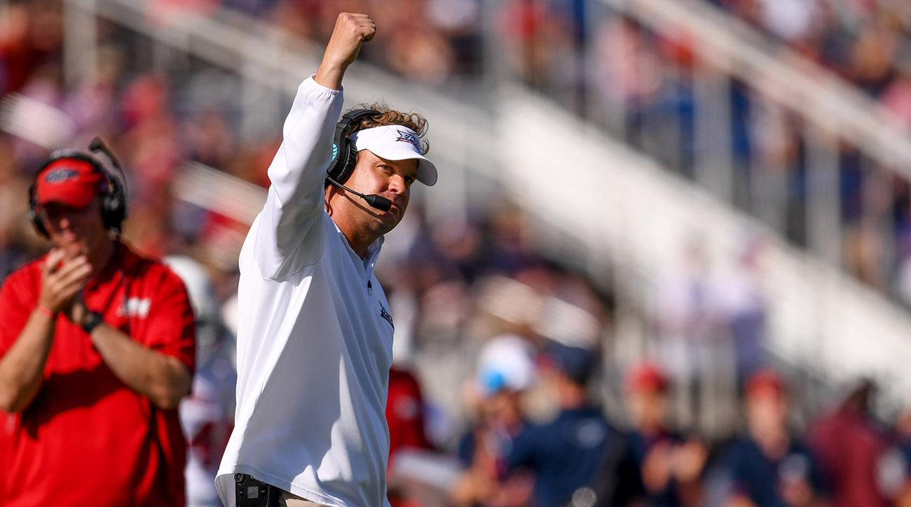 Lane Kiffin 'Would Love to Play Bama' After Conference USA Championship Win