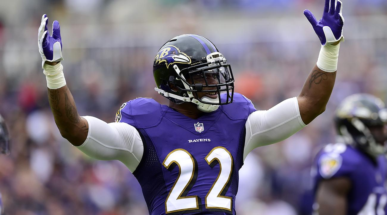 Ravens' corner back Jimmy Smith suspended four games for PED use
