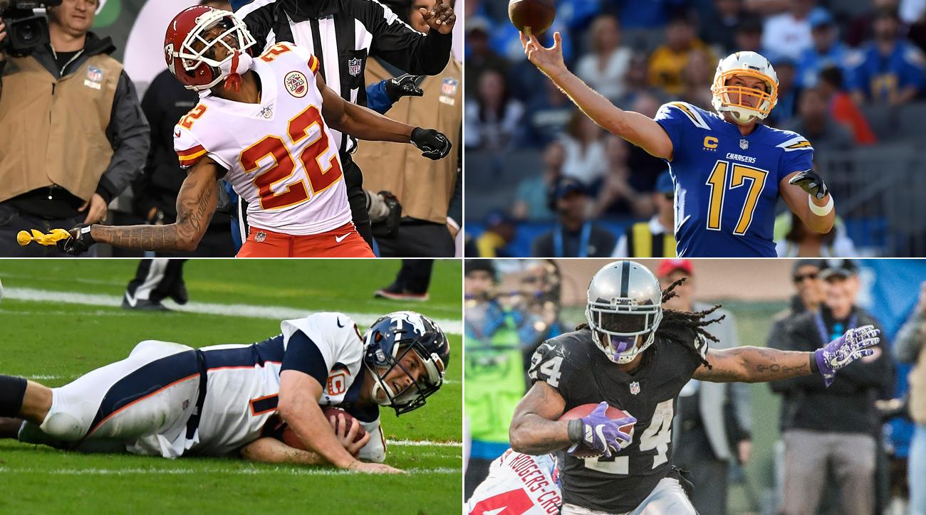 bf64eb6dc9a AFC West playoff race is weird  NFL Week 13 wrap