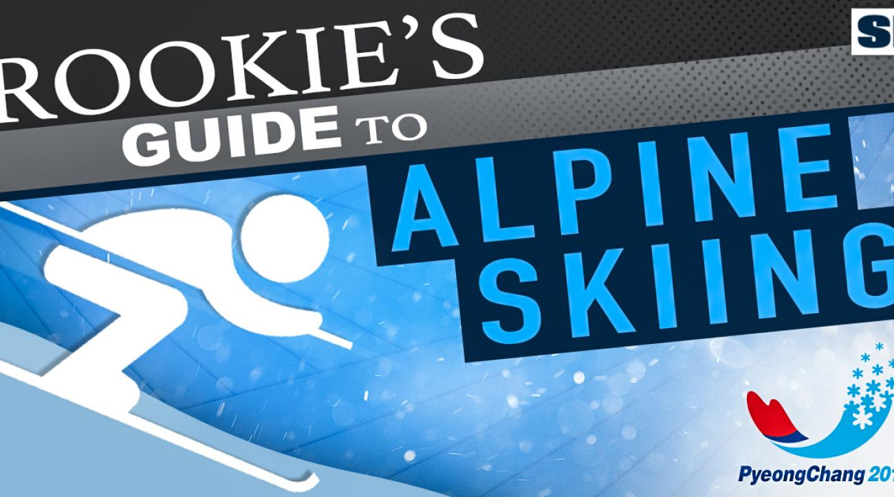 A beginner's guide to Alpine Skiing at the Winter Olympics.