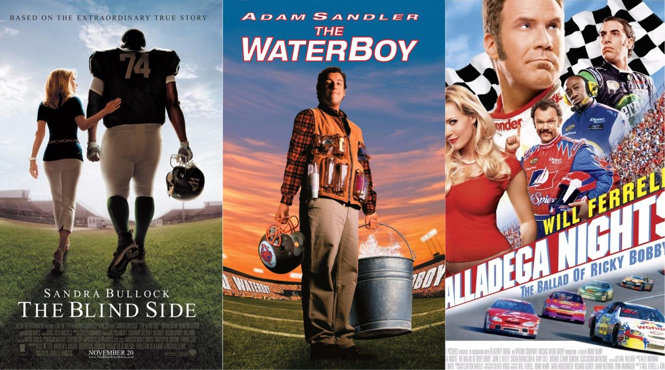 Best sports movies ever top 10 by box office money - Classement film box office ...