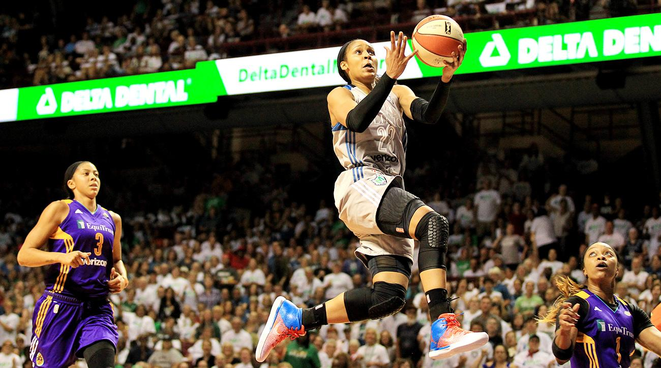Maya Moore, Minnesota Lynx, SI's Performer of the Year