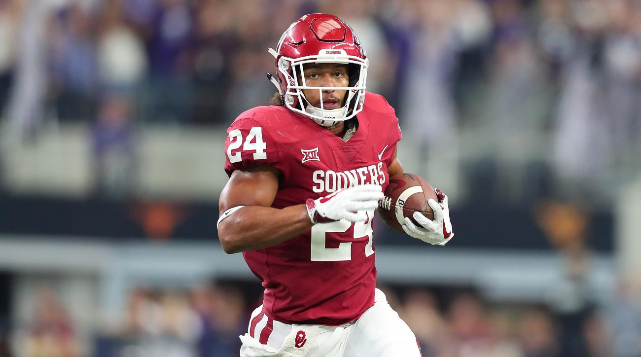 Oklahoma RB Rodney Anderson named in woman's protective order request