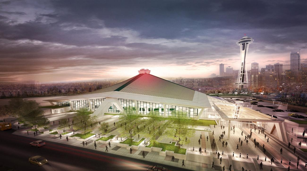 Seattle City Council approves KeyArena renovation plan
