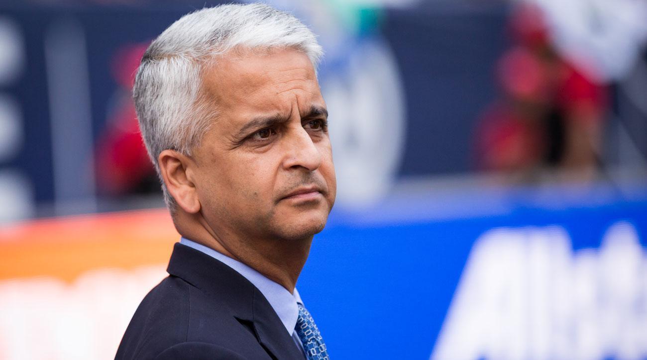 Sunil Gulati will not run again for US Soccer president