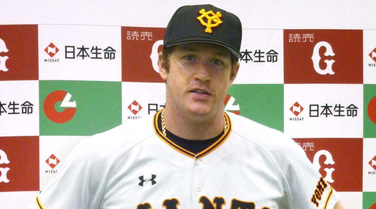 MLB/ Mikolas returns from Japan, inks $15.5 million deal