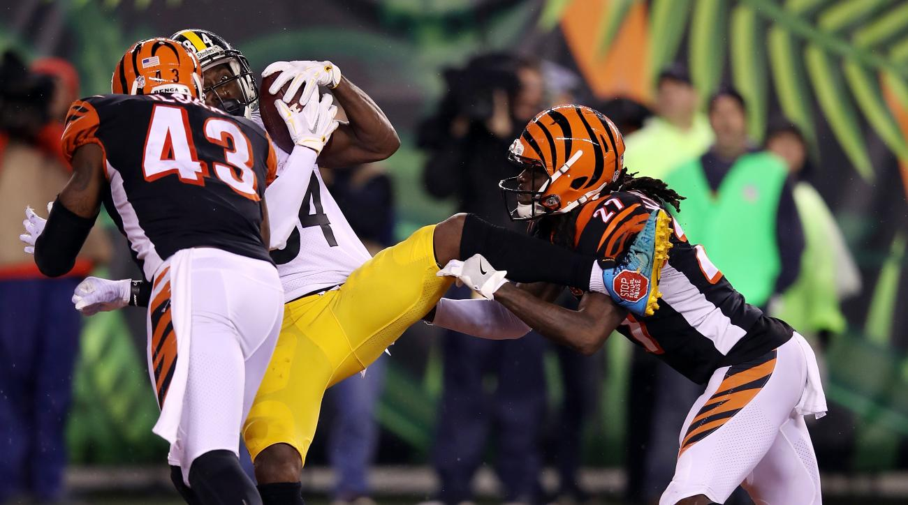 Steelers kicker believes Bengals were intentionally trying to injure him