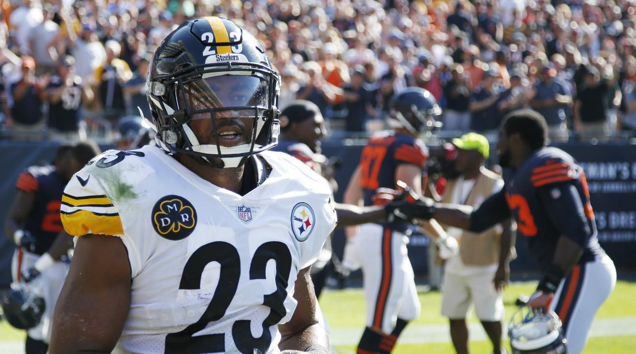 Steelers safety Mike Mitchell: 'This is a man's game'