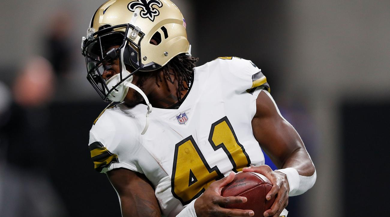 How the Saints' Alvin Kamara and Mark Ingram dissect defenses