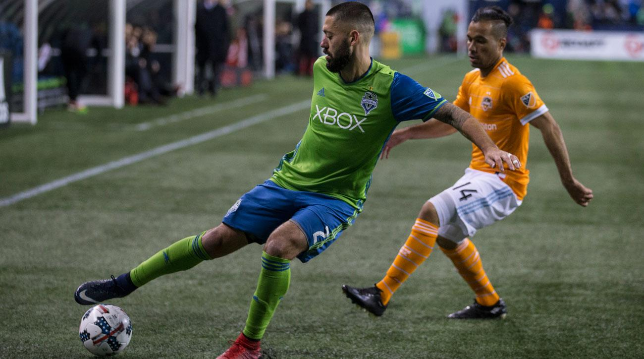 Clint Dempsey will play in MLS Cup with the Seattle Sounders