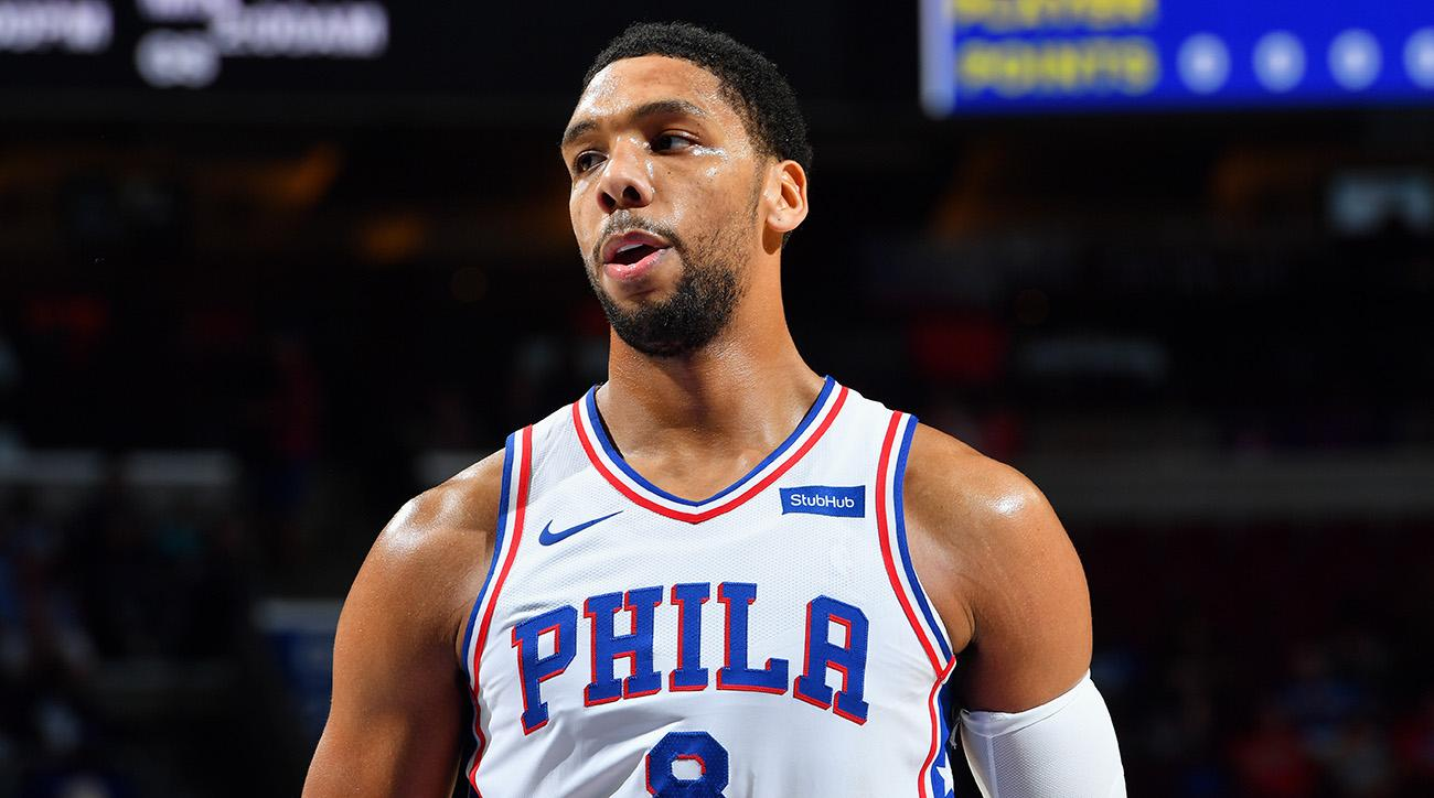 76ers near Okafor deal with Nets