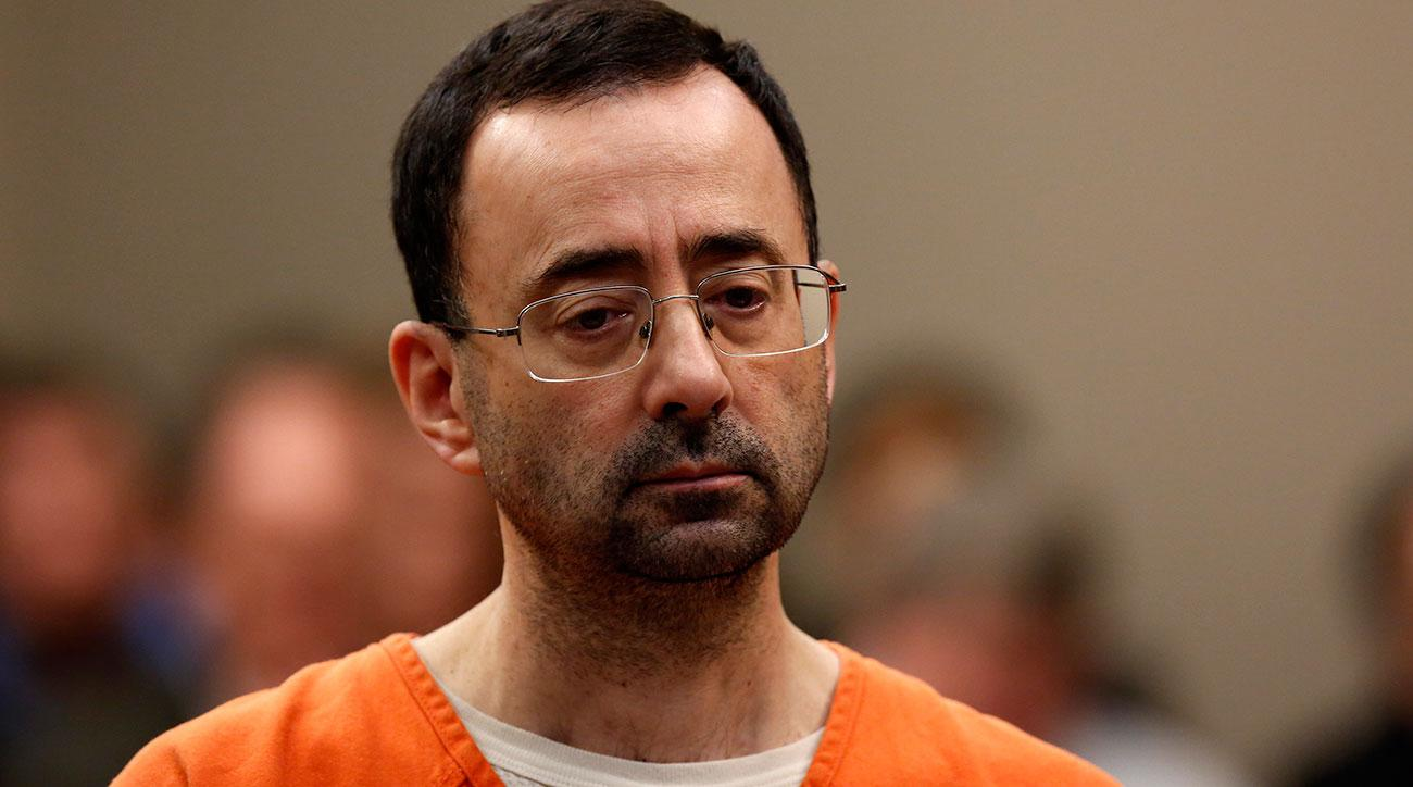 larry nassar guilty child pornography charges