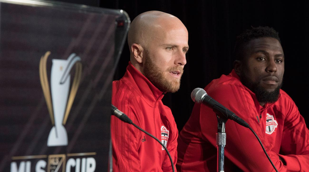 Michael Bradley and Jozy Altidore aim to win MLS Cup with Toronto FC