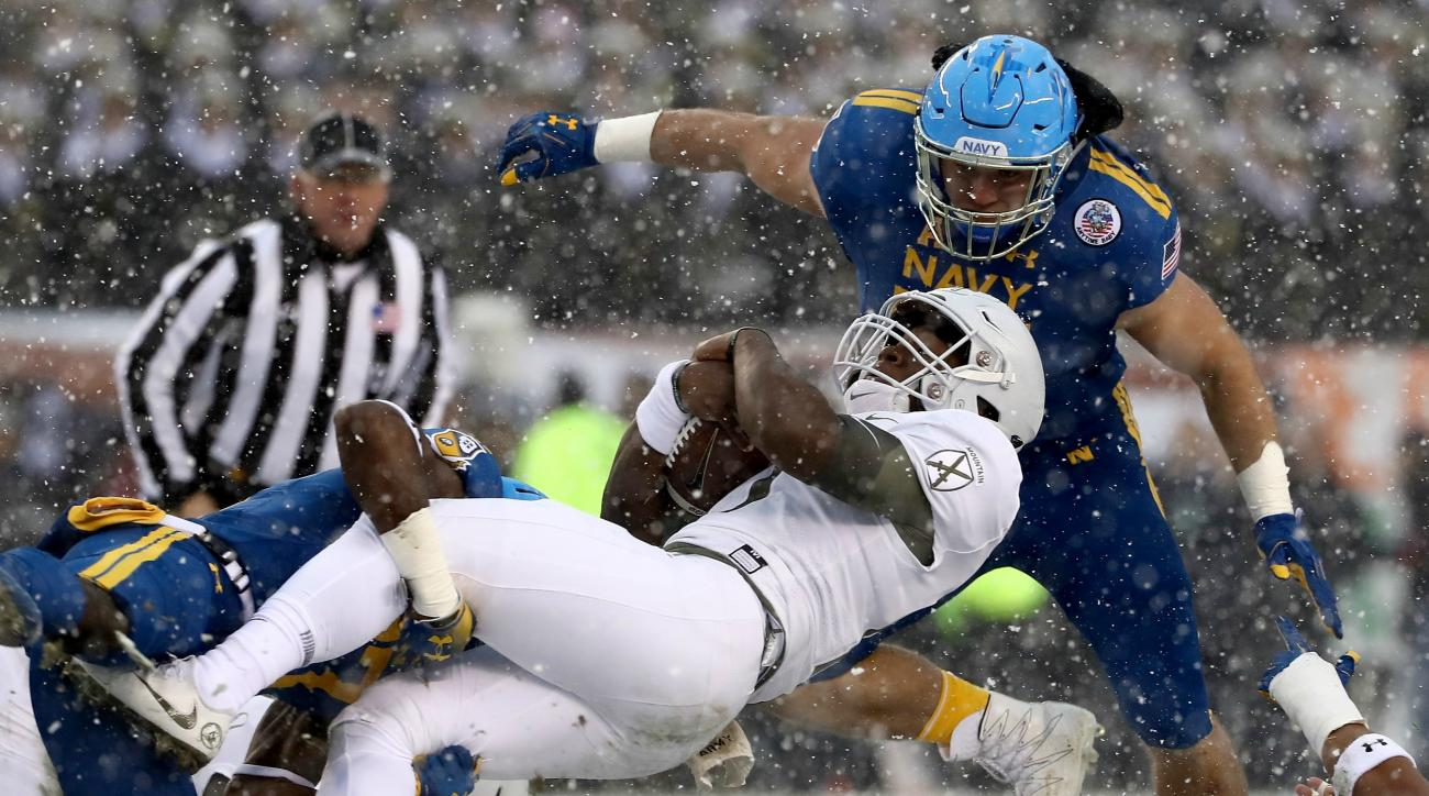 Navy Loses To Army For Second Consecutive Year