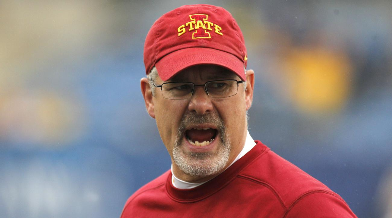 Chip Kelly adding former Iowa State coach Paul Rhoads to UCLA staff