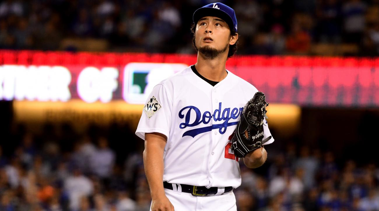 Yu Darvish tipped pitches vs. Astros in World Series
