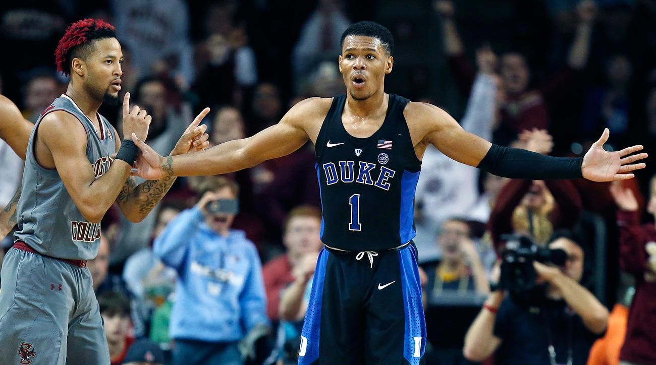 Duke, Kansas, Kentucky and Florida's flaws: College basketball roundup