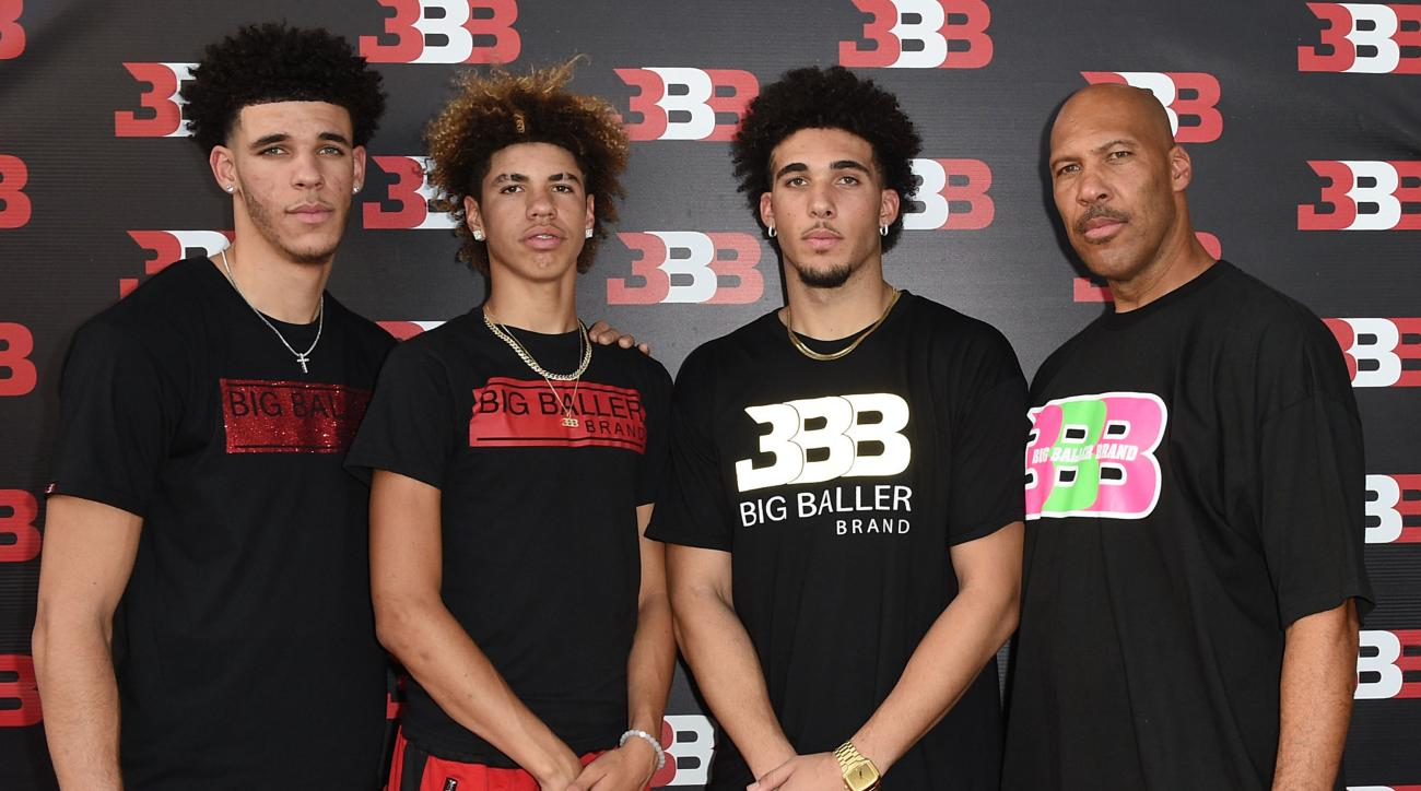 Basketball: LiAngelo and LaMelo Ball reportedly sign with Lithuanian club Prienu Vytautas