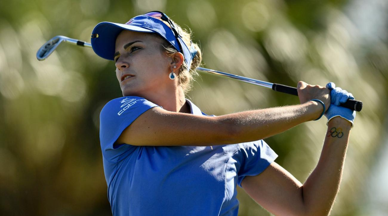Starting in 2018, Lexi Thompson won't have to worry about viewer call ins derailing any other major victories.