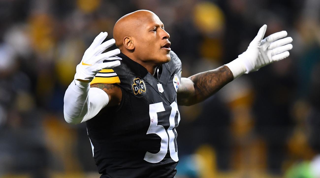 Ryan Shazier injury Steelers put LB on IR