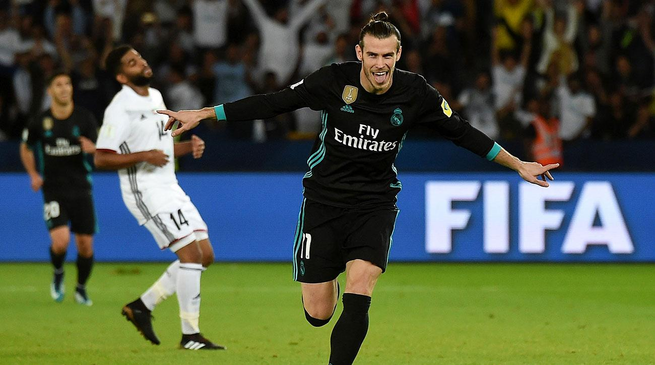 Real Madrid reach World Club Cup final