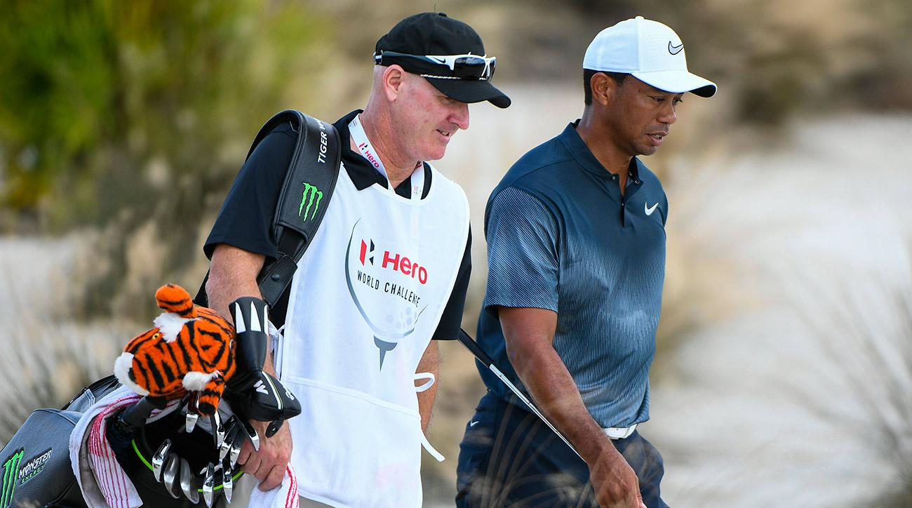 Tiger Woods and caddie Joe LaCava have worked together since 2011.