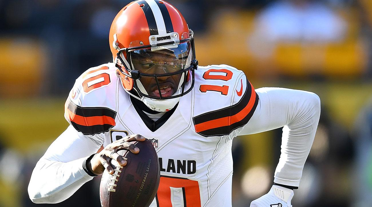 Robert Griffin III claims he rejected offers from Ravens, Cardinals this offseason