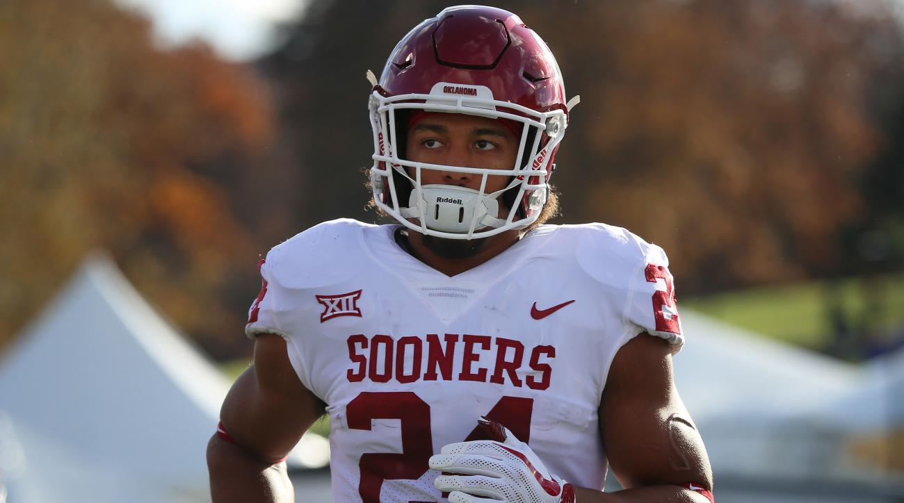 Oklahoma Sooners RB Rodney Anderson passes lie detector test, avoids rape charge