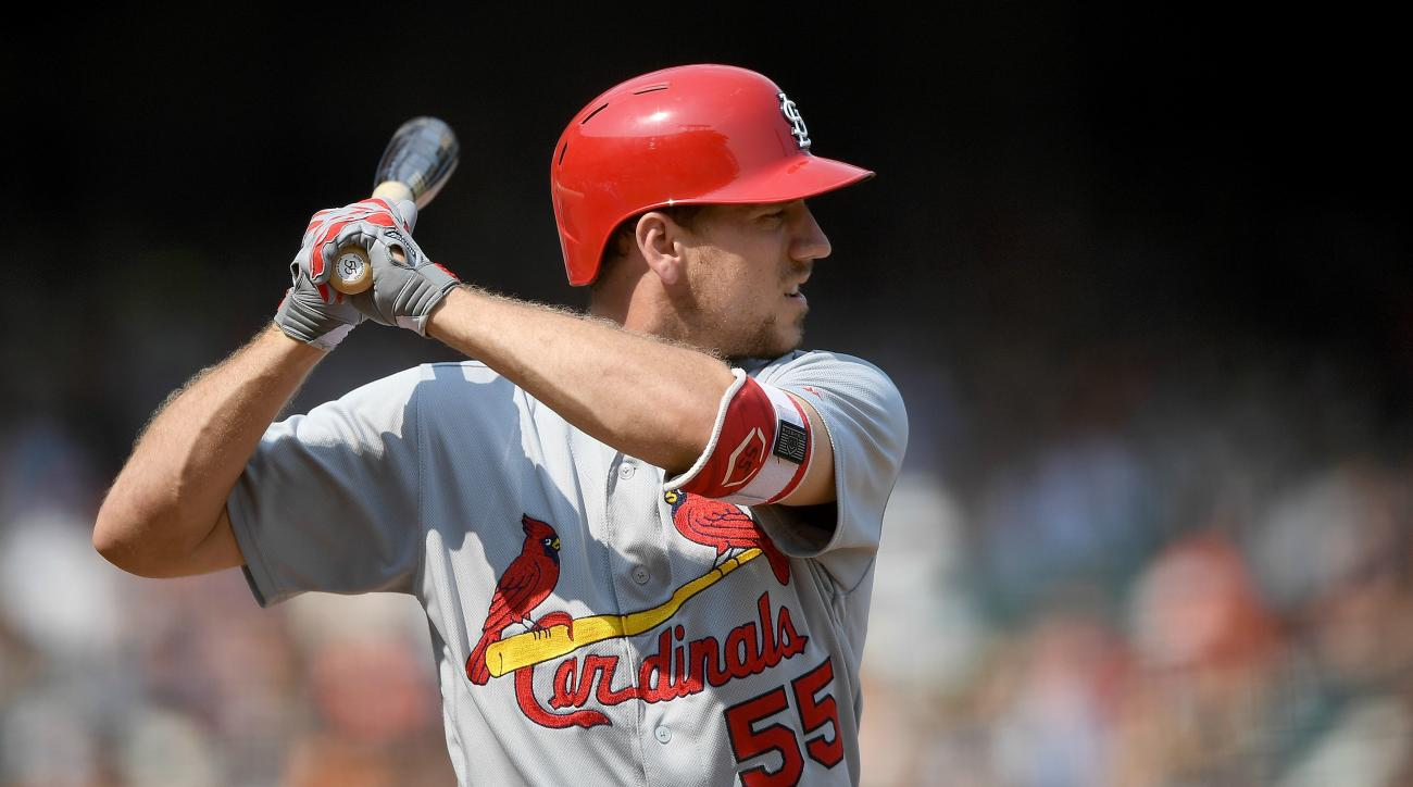 Cardinals set to deal Piscotty to Athletics