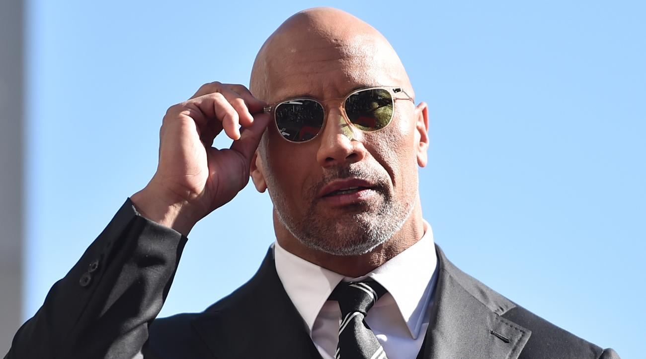 The Rock 'seriously considering' running for US President in 2020