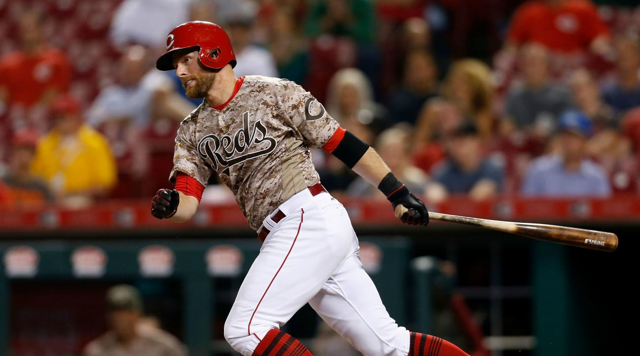 Angels sign Zack Cozart to a three-year, $38 million deal