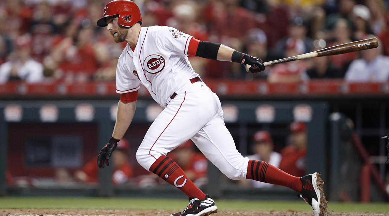 Zack Cozart signs three-year deal with Angels