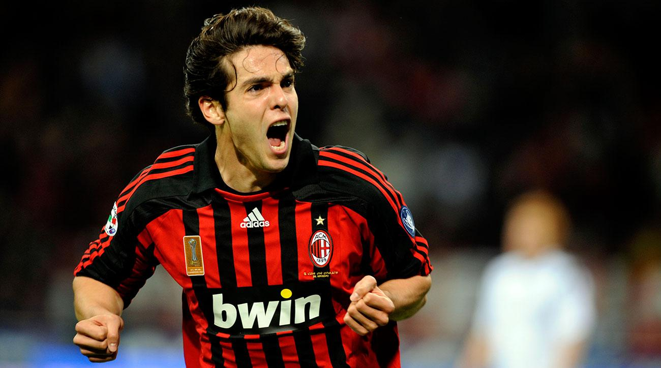 Brazilian midfielder Kaka retires at age 35