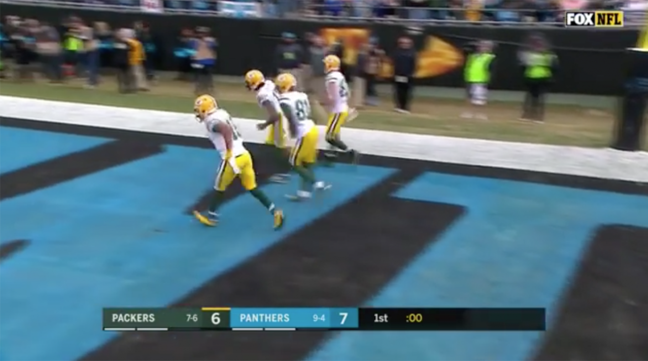Instant analysis of Packers' season-ending loss to Panthers