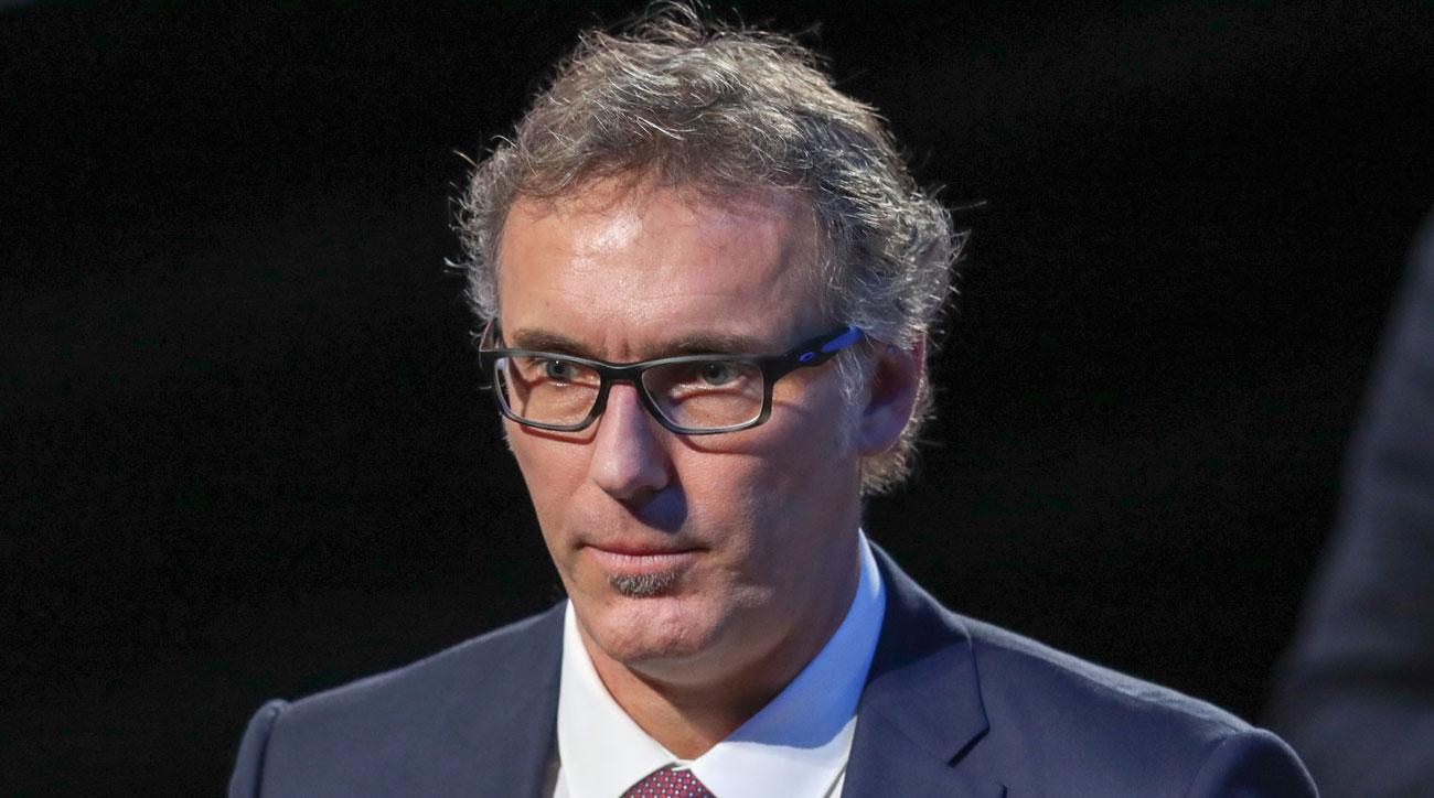 Laurent Blanc says he's turned down an offer to become the USMNT head coach, though U.S. Soccer says no offer was made.