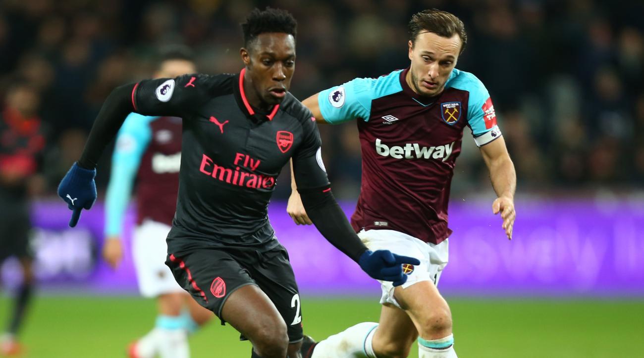 Arsenal vs. West Ham live stream: Watch Premier League online