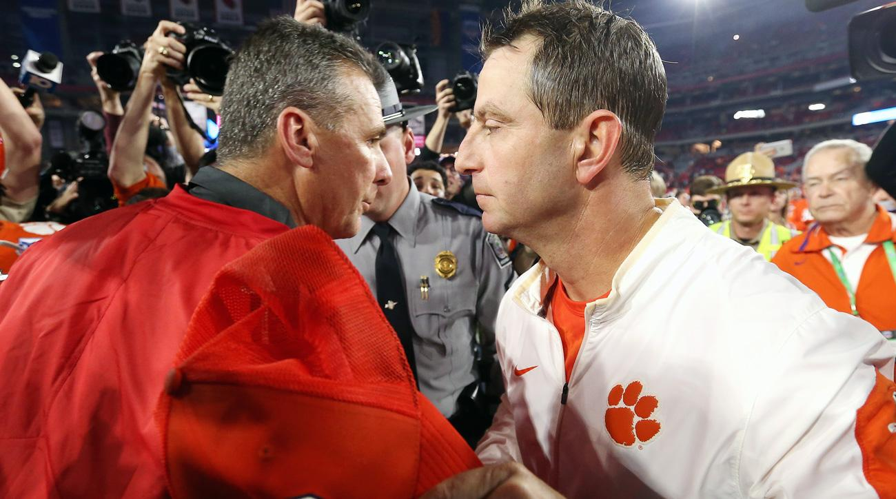 This Is What Dabo Swinney Reportedly Said About Urban Meyer