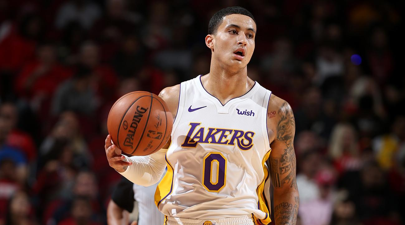 Rookie Kyle Kuzma Has Career Night, Lakers Shock Rockets