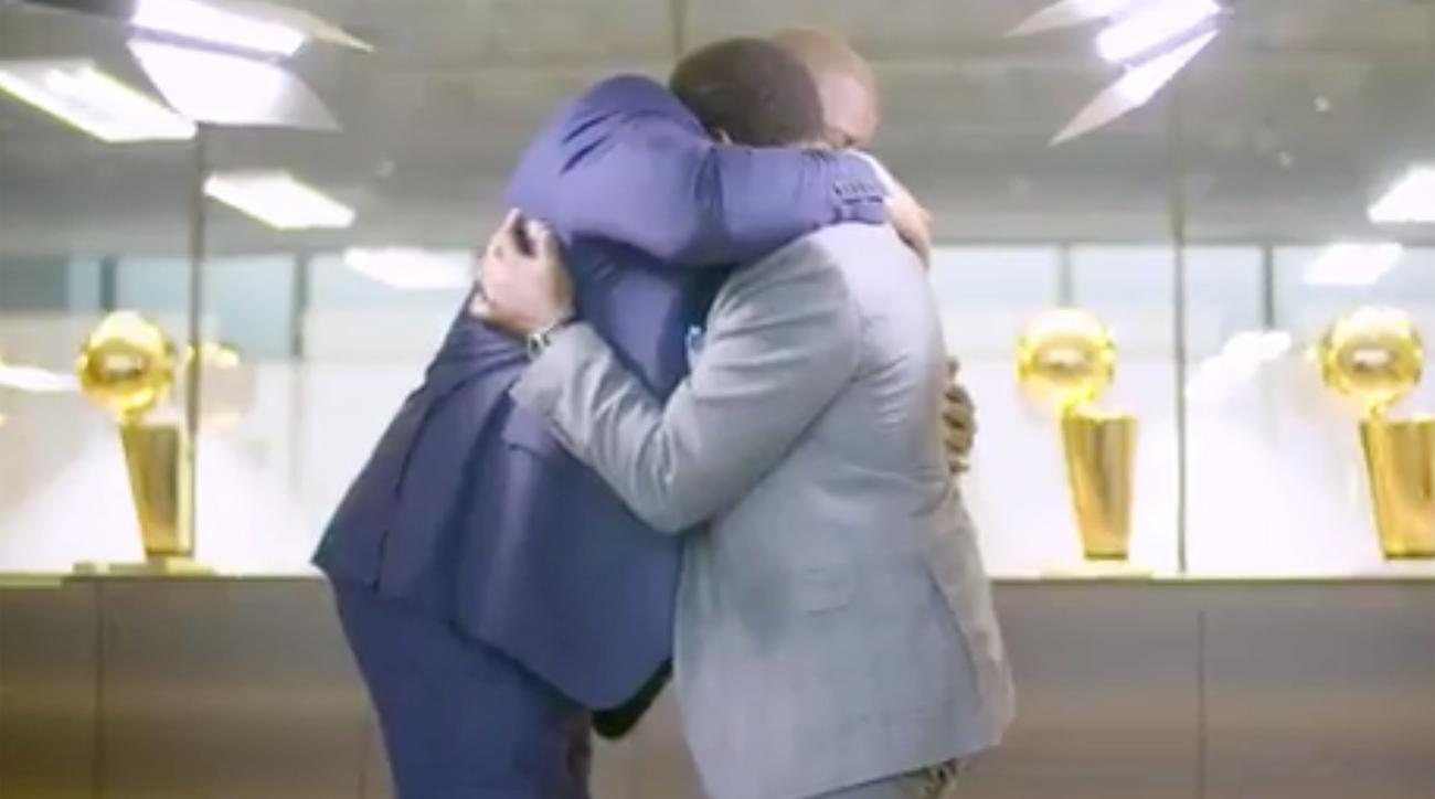 Magic Johnson and Isiah Thomas Reconcile After Long Feud